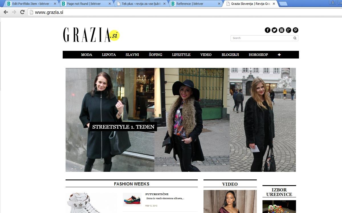 Modna revija Grazia