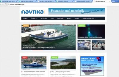 Portal Navtika plus